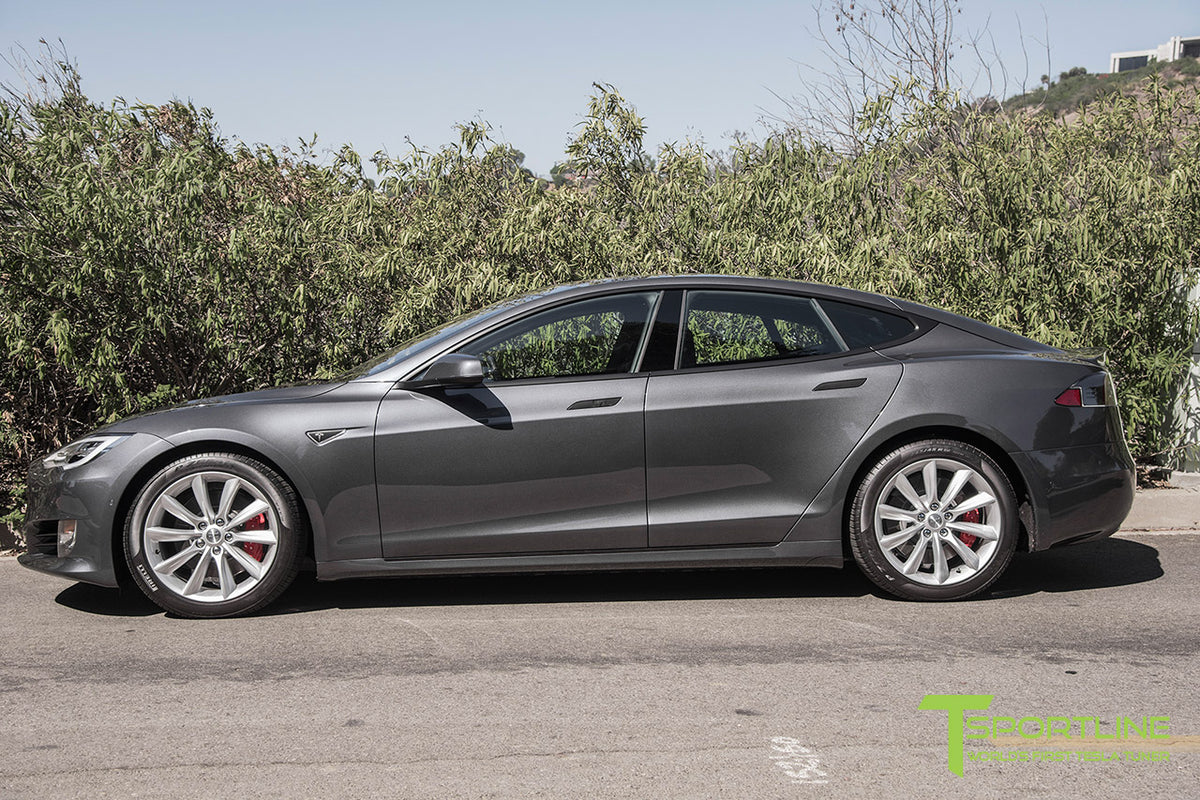 "Tesla Model S 19"" TST Flow Forged Tesla Replacement Wheel"