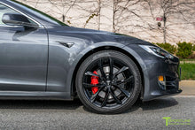 "Tesla Model S 20"" TSS Flow Forged Tesla Wheel and Winter Tire Package (Set of 4)"
