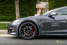 "Tesla Model S 20"" TSS Flow Forged Tesla Replacement Wheel and Tire"