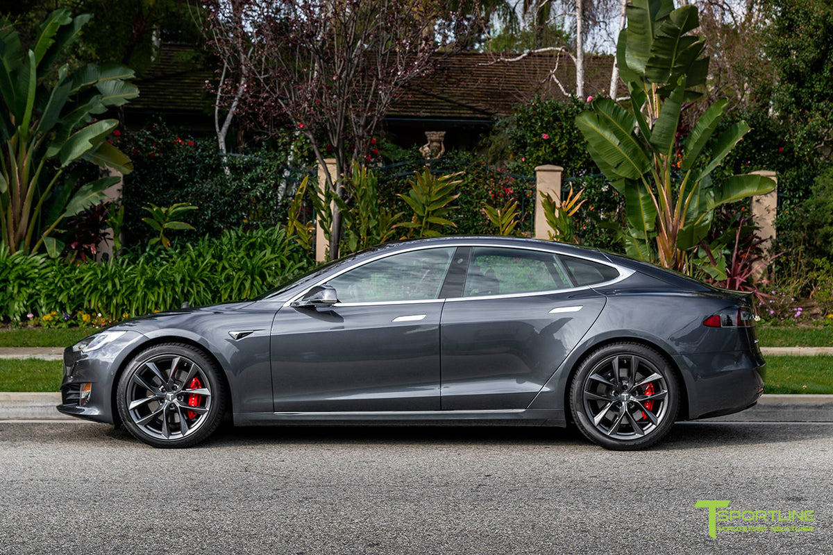 "TSS 20"" Tesla Model S Wheel and Tire Package (Set of 4)"