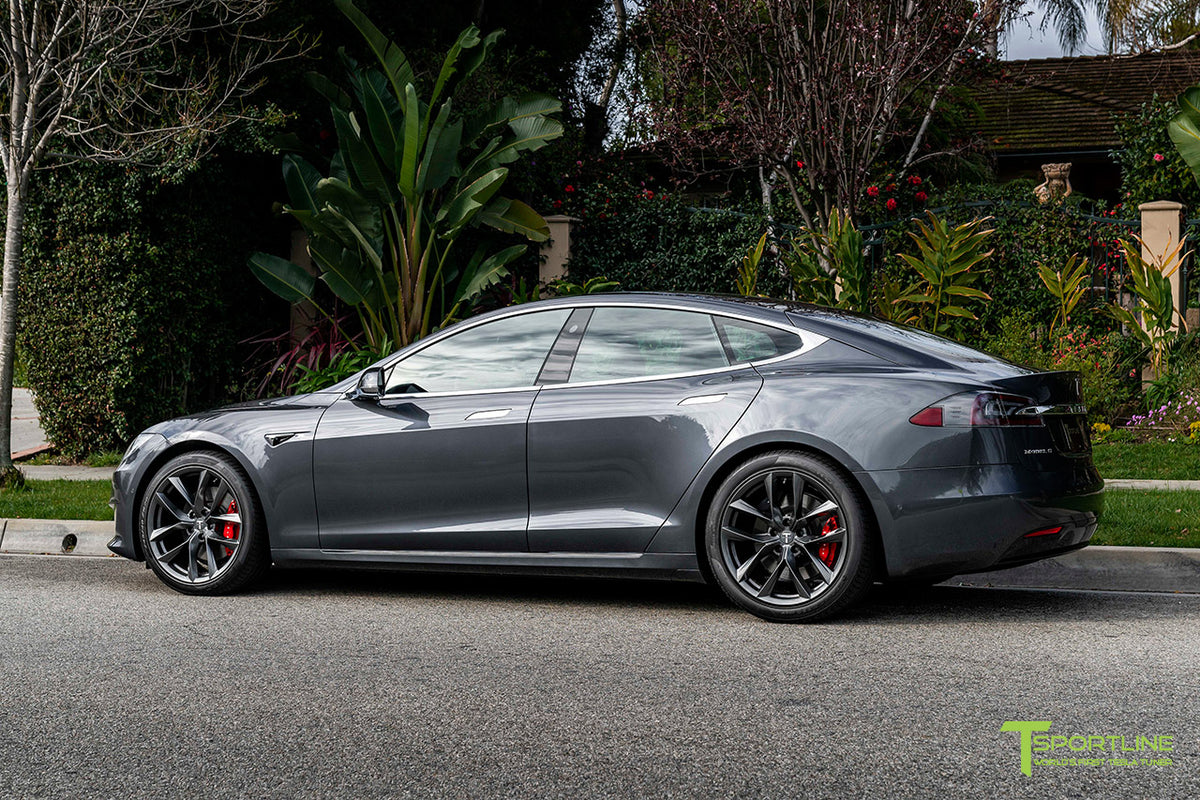 "Tesla Model S 20"" TSS Flow Forged Tesla Wheel (Set of 4)"