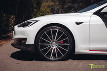 "Tesla Model S 21"" TS114 Forged Tesla Wheel (Set of 4)"