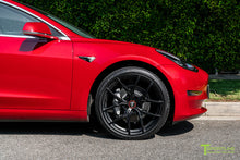 "Tesla Model 3 20"" Falcon Limited Edition Flow Forged Tesla Wheel and Tire Package (Set of 4)"