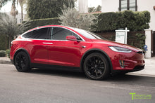 "Tesla Model X 20"" TST Flow Forged Tesla Wheel and Tire Package (Set of 4)"