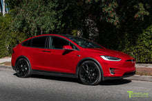 "Tesla Model X 22"" TSS Flow Forged Tesla Replacement Wheel and Tire"