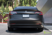 Tesla Digital License Plate