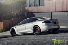 "21"" TS117 Forged Tesla Wheel and Tire Package (Set of 4)"
