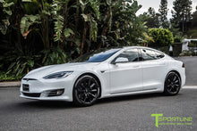 "Tesla Model S 19"" TST Flow Forged Tesla Wheel and Winter Tire Package (Set of 4)"