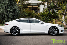 "Tesla Model S 19"" TST Flow Forged Tesla Replacement Wheel and Tire - Pre Order"