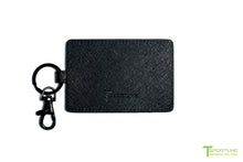 Tesla Model 3 Leather Key Card Holder