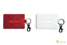Tesla Model 3 Leather Key Card Holder (Set of 2)