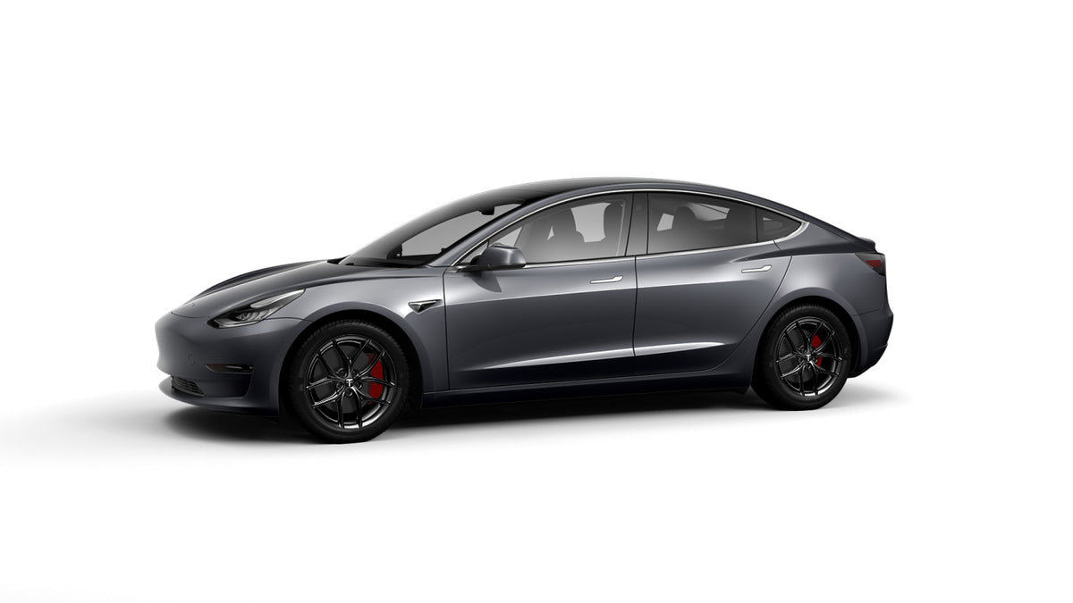 "TS5 18"" Tesla Model 3 Replacement Wheel and Tire"