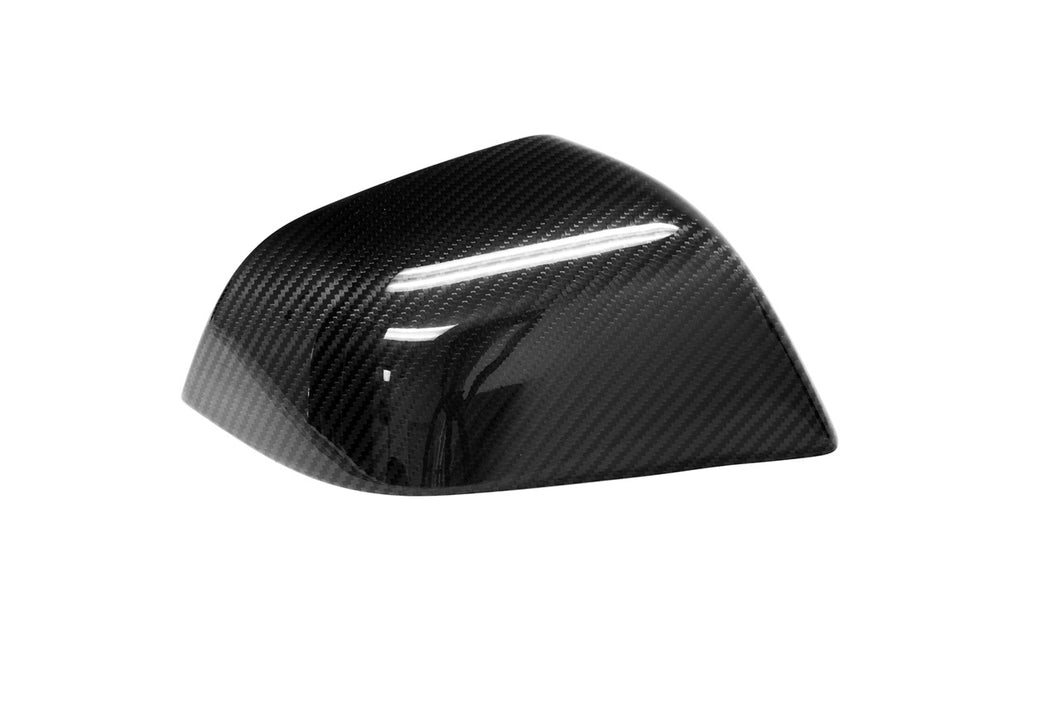 Turn Signal Cover Replacement for Tesla Model 3 /& Model Y Door Handle Cover sportuli Carbon Fiber Mirror Cover
