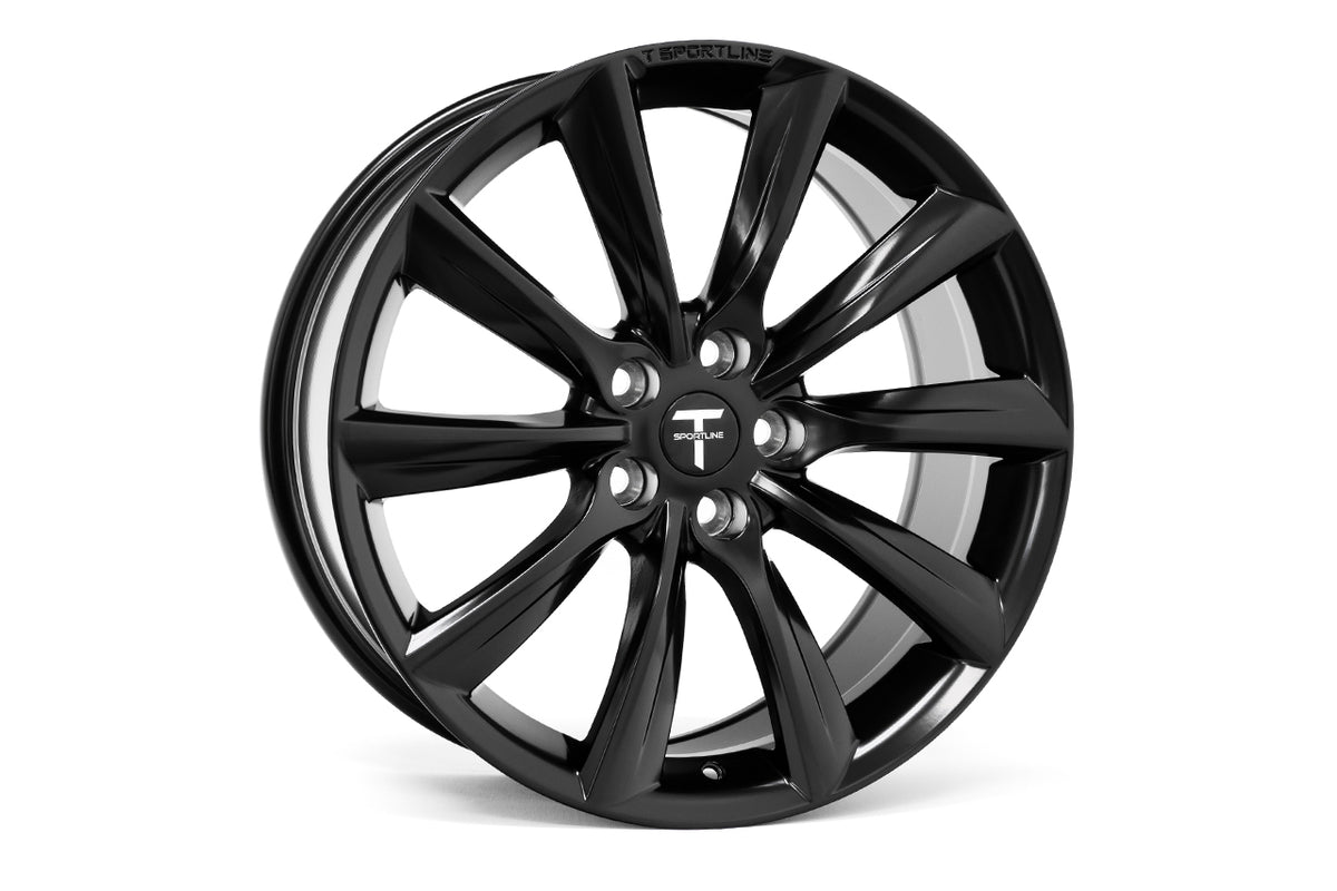 "Tesla Model X 19"" TST Flow Forged Tesla Replacement Wheel"