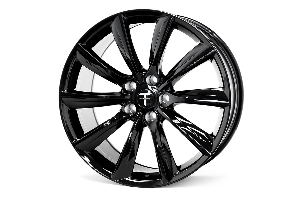 "Tesla Model X 20"" TST Flow Forged Tesla Wheel (Set of 4)"