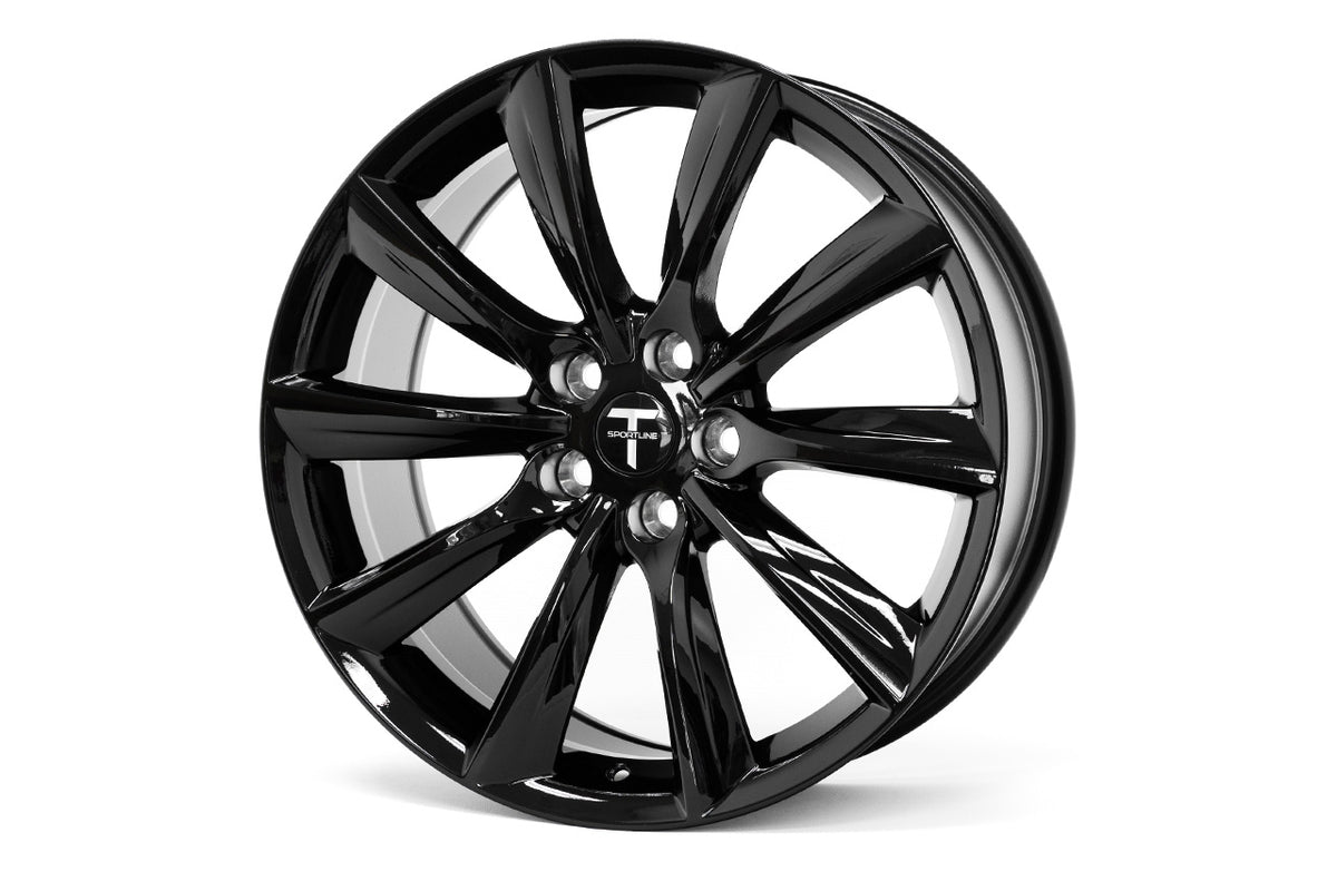 "Tesla Model Y 19"" TST Flow Forged Tesla Wheel (Set of 4)"