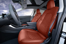Tesla Model 3 Seat Upgrade Interior Kit - Signature Diamond Design