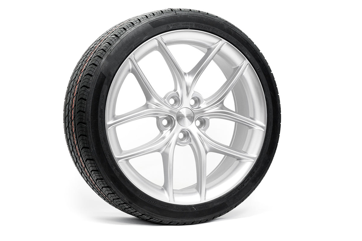 "TS5 19"" Tesla Model 3 Wheel and Tire Package (Set of 4)"