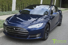 Tesla Model S with NCGv2-NoseCone Grille by T Sportline