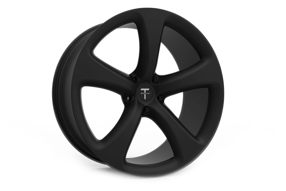 "Tesla Model X 22"" MX5 Forged Tesla Wheel (Set of 4)"