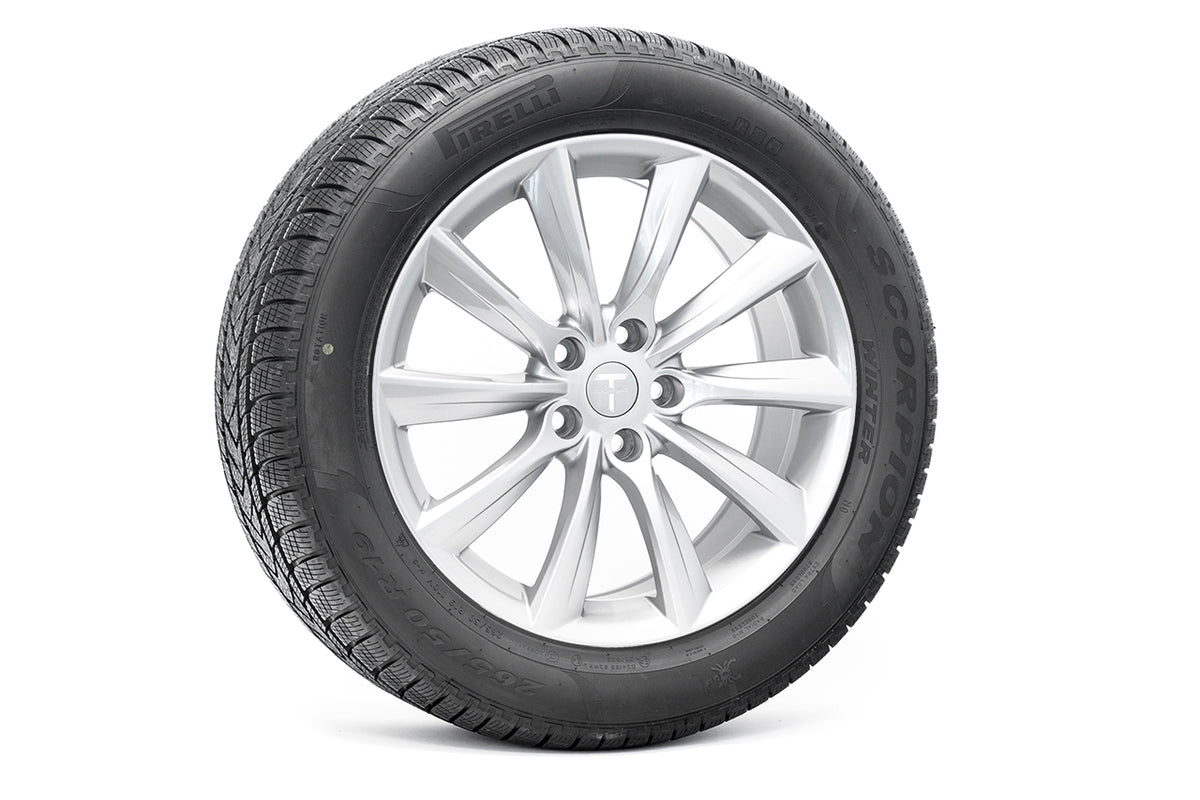 "TST 19"" Tesla Model X Wheel Tire Package (Set of 4)"
