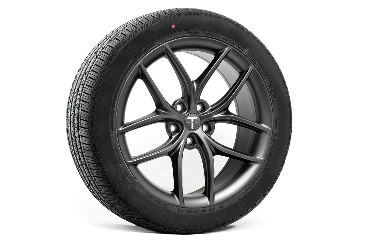 "TS5 20"" Tesla Model X Wheel and Tire Package (Set of 4)"