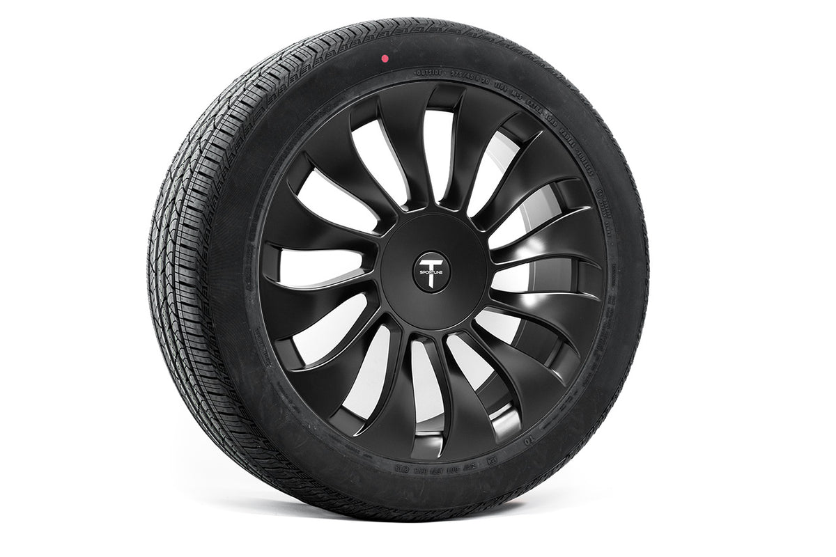 "TSV 20"" Tesla Model X Wheel and Tire Package (Set of 4)"
