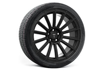 "Tesla Model X 22"" MX114 Forged Tesla Replacement Wheel and Tire"