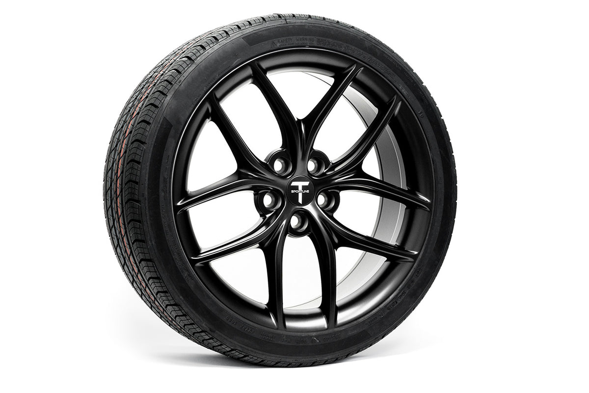 "TS5 19"" Tesla Model Y Wheel and Winter Tire Package (Set of 4)"