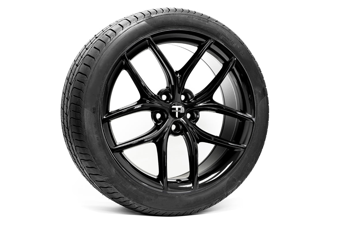 "TS5 20"" Tesla Model Y Replacement Wheel and Tire"