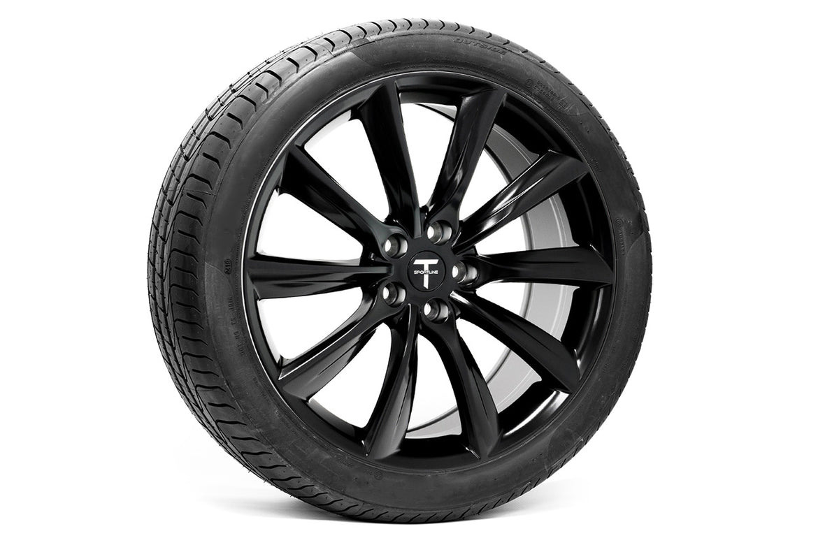 "TST 20"" Tesla Model X Wheel and Winter Tire Package (Set of 4)"