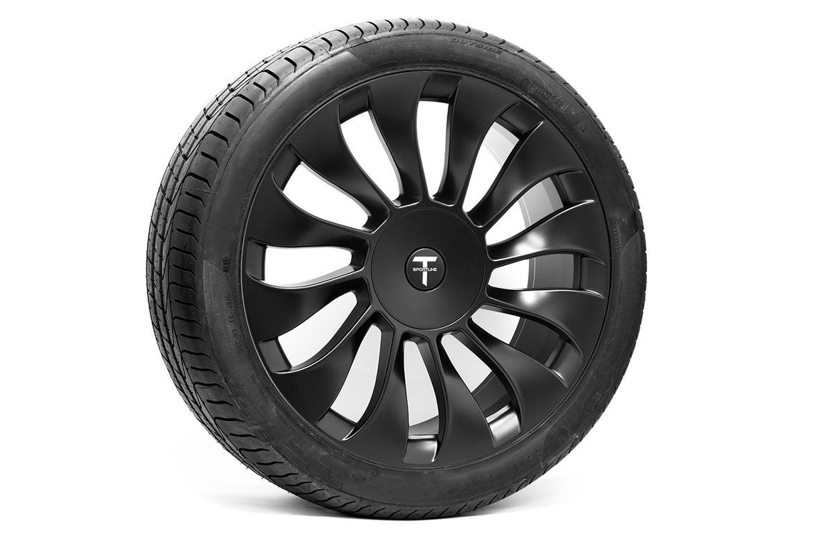 "TSV 20"" Tesla Model Y Replacement Wheel and Tire"