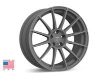 "21"" TS112 Forged Tesla Wheel Matte Grey"