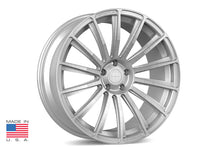 "21"" TS114 Forged Tesla Wheel Brush Satin"