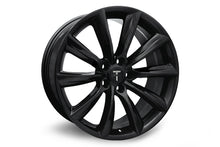 "20"" TST Tesla Wheel Gloss Black"