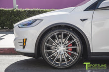 "Tesla Model X 22"" MX114 Forged Tesla Wheel (Set of 4)"