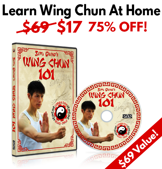 Wing Chun 101 DVD - ADD-ON