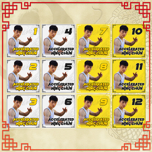 Accelerated Wing Chun Certification Program
