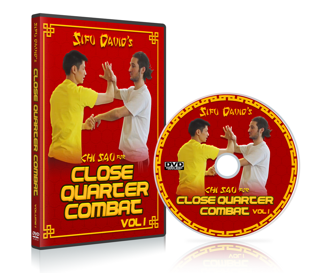 Close Quarter Combat Chi Sau DVD - CLEARANCE