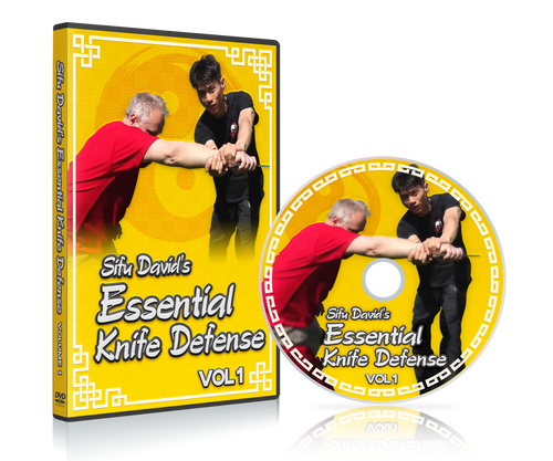 Essential Knife Defense DVD - Overstock