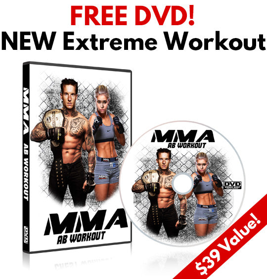MMA Ab Workout DVD for Women - FREE!