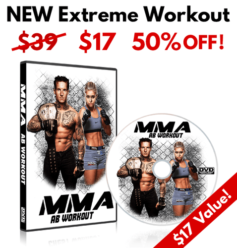MMA Ab Workout DVD