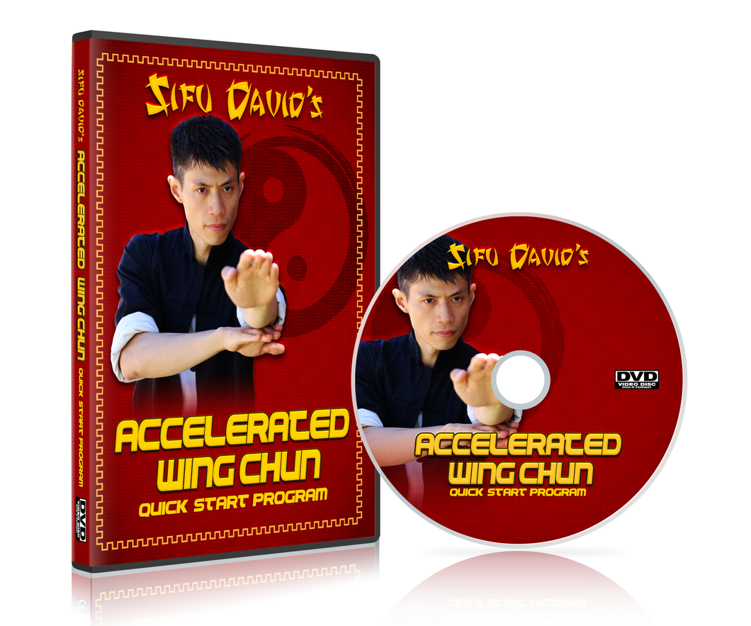Accelerated Wing Chun Quick-Start Program DVD