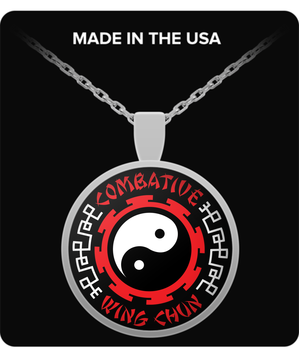 Combative Wing Chun Power Pendant