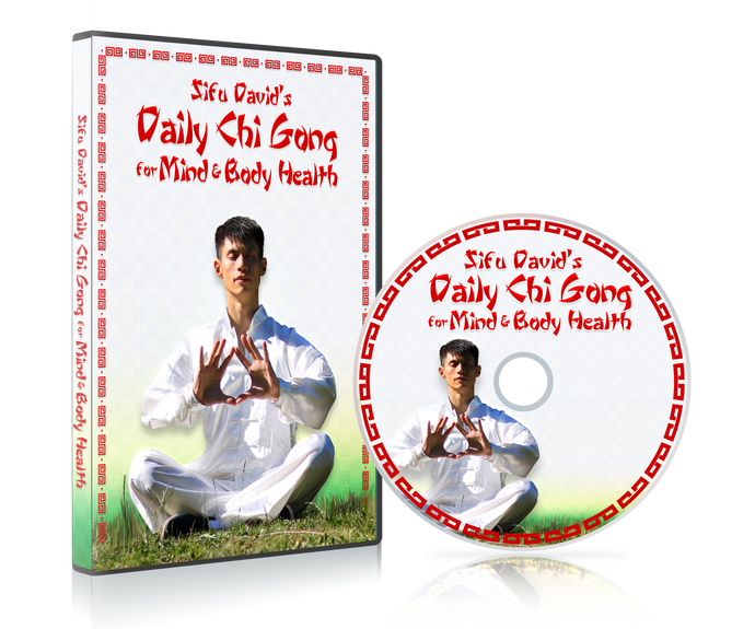 Qi Gong Secrets For Mind & Body DVD - CLEARANCE