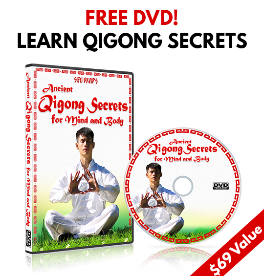 Ancient Qi Gong Secrets For Mind and Body DVD - FREE!!