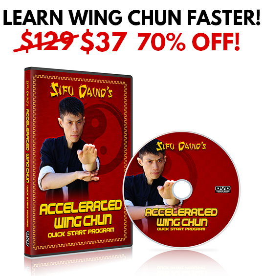 Accelerated Wing Chun Quick Start DVD - BUNDLE DISCOUNT - 70% OFF