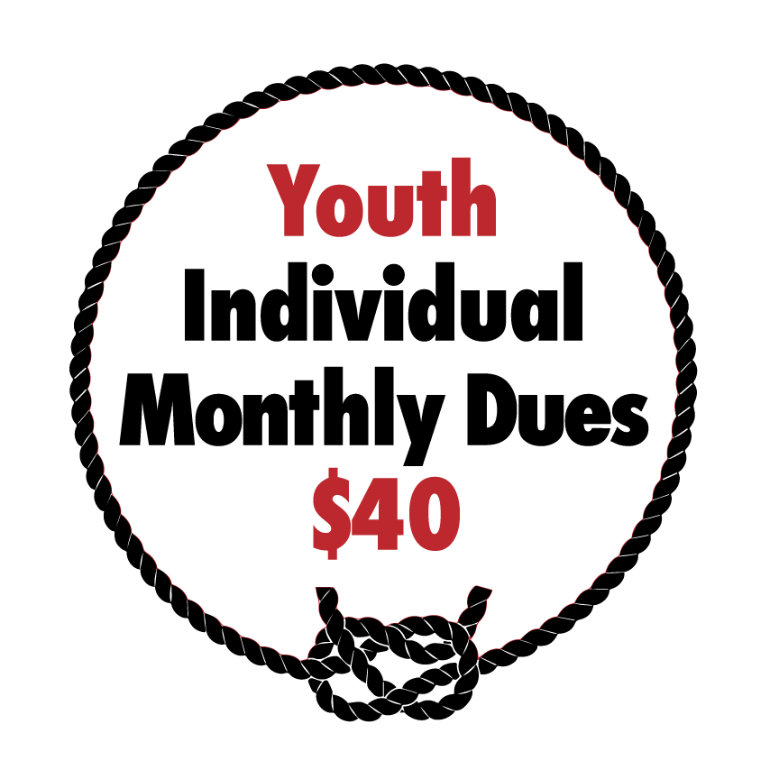 Youth Monthly Dues-single