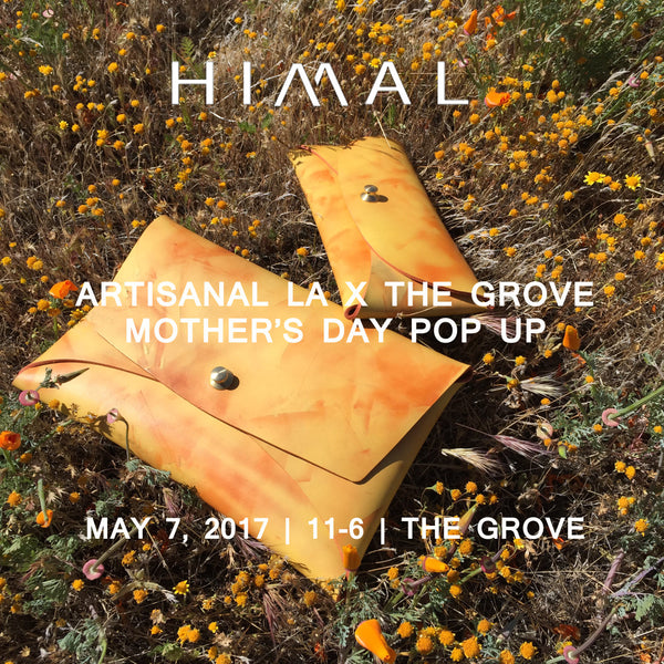 Mother's Day Pop Up @ The Grove