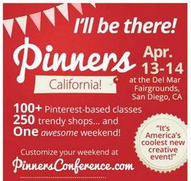 Pinners Conference and Expo | April 13-14, 2018